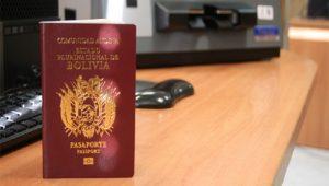 como sacar el pasaporte en bolivia