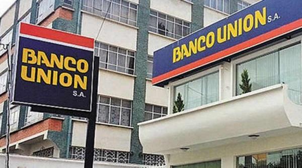 como sacar la tarjeta de credito del banco union bolivia