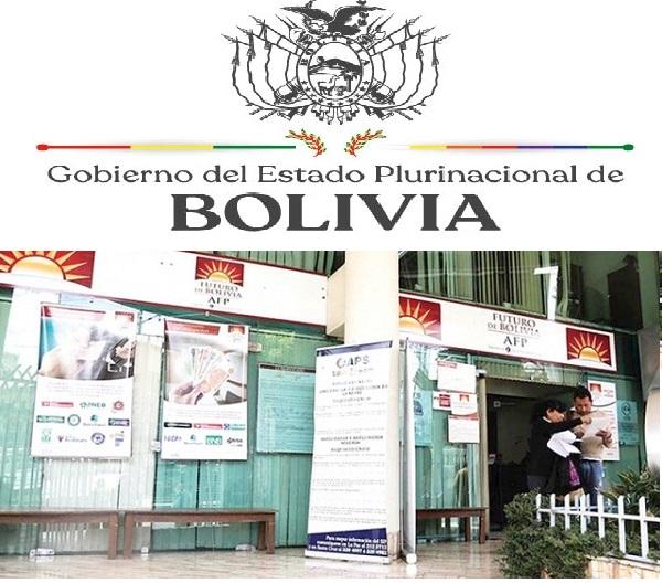 oficina AFP bOLIVIA